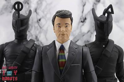 Doctor Who 'The Keys of Marinus' Figure Set 01