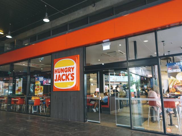 ハングリー・ジャックス(Hungry Jack's)