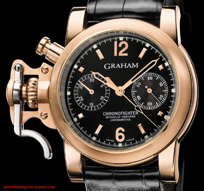 13be16c9c464 Relojes Graham
