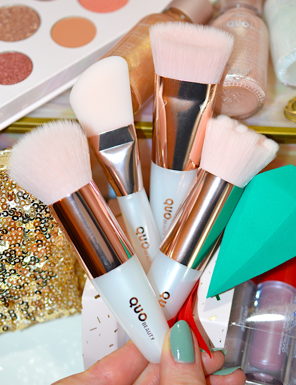 Glow Beyond Skincare Brush Collection