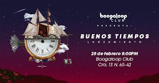 """Lanzamiento """"Buenos Tiempos"""" PARAISSO - SER SÓNICO - PAVLO"""