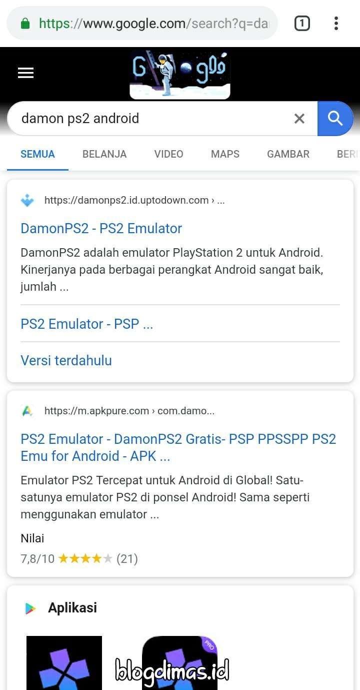 Jelas Bisa dan sudah aku coba untuk memainkan Game Digimon Rumble Arena  Cara Memainkan Game PS 2 Di HP Android Menggunakan Damon PS2