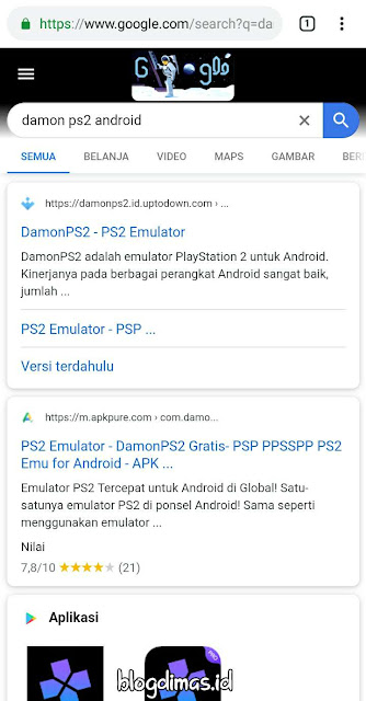 Cara Memainkan Game PS 2 Di HP Android Menggunakan Damon PS2