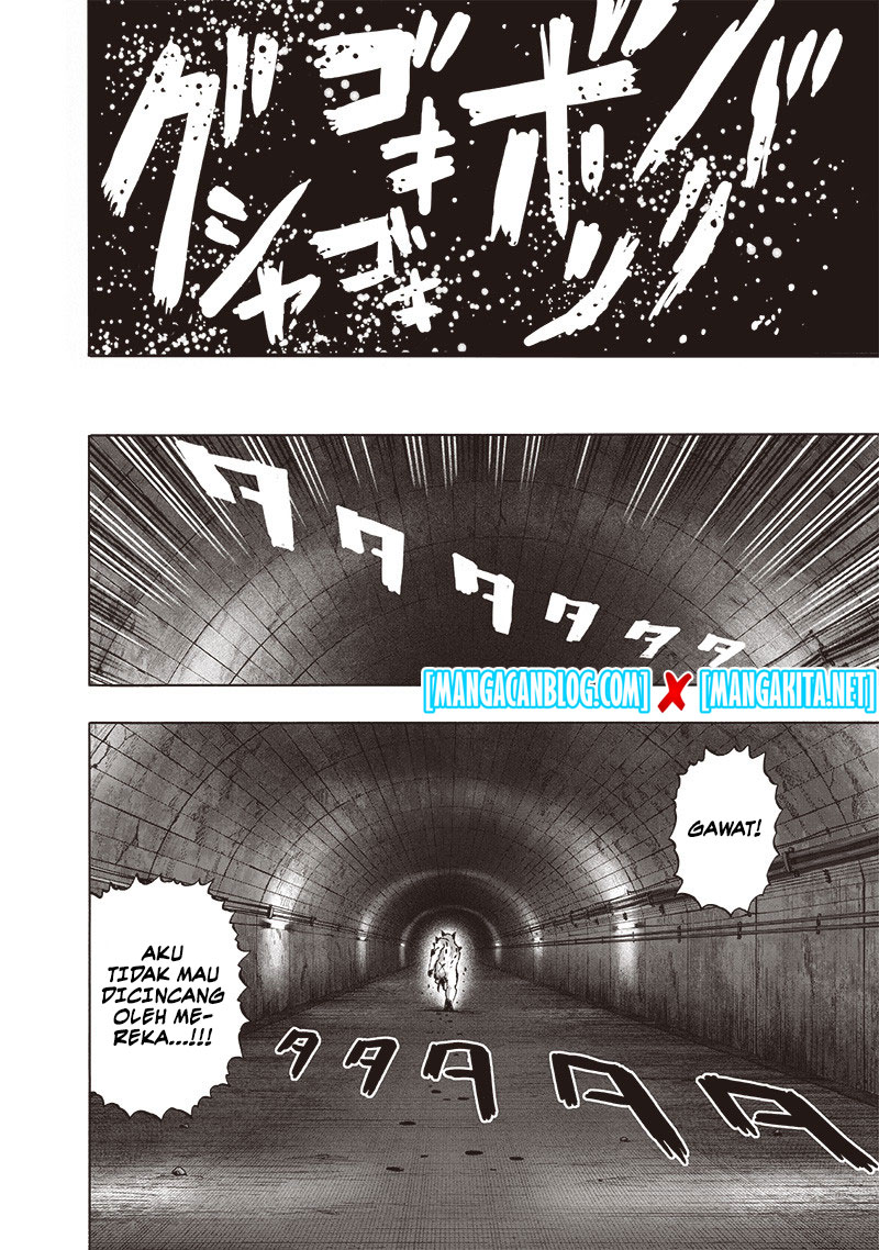 Onepunch-Man: Chapter 164 - Page 11