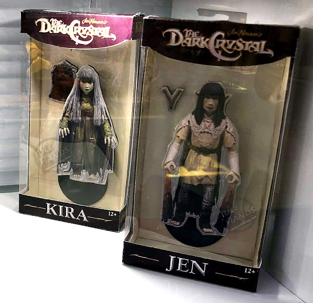 UK Toy Fair 2019 McFarlane Toys The Dark Crystal Action Figures