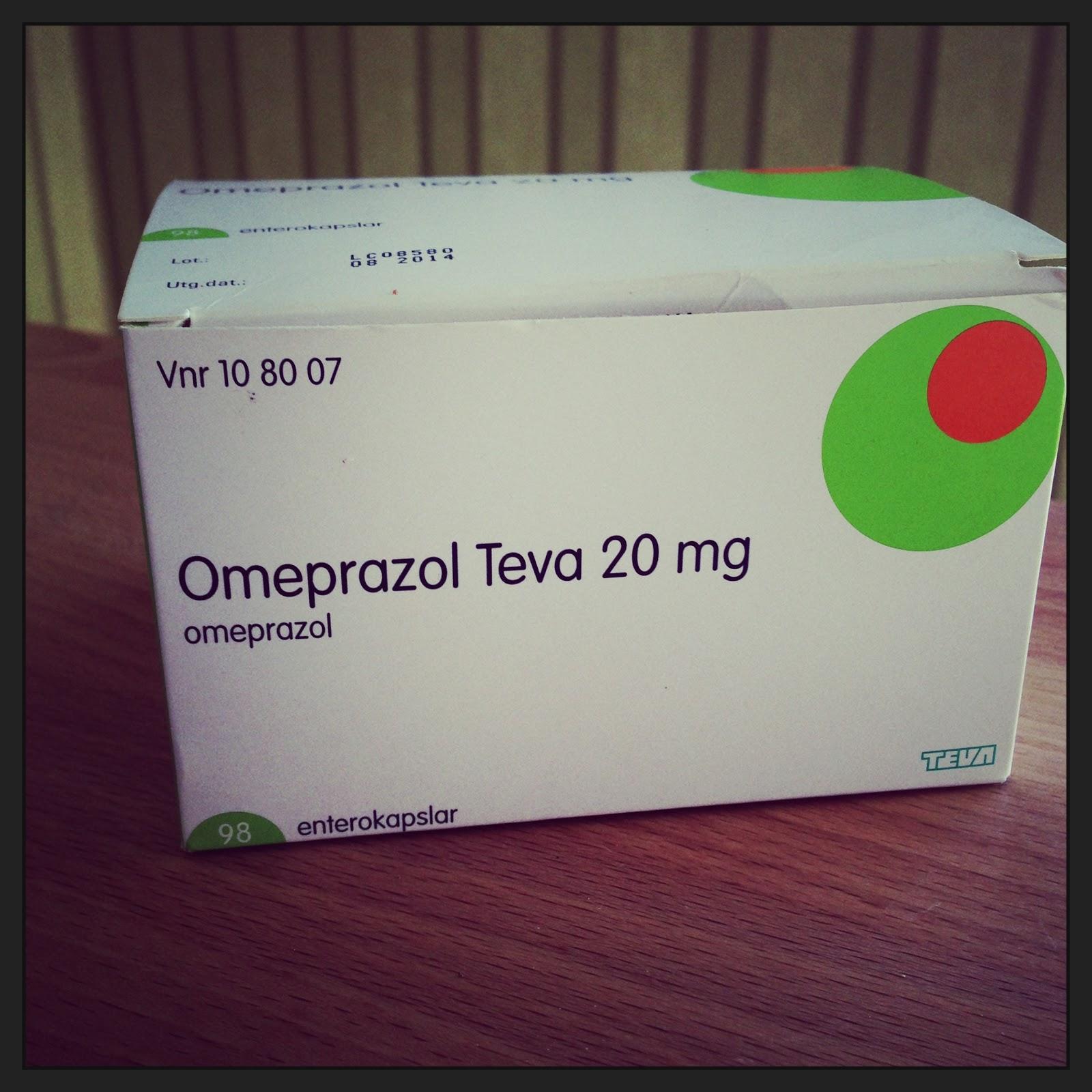 läkemedel mot orolig mage