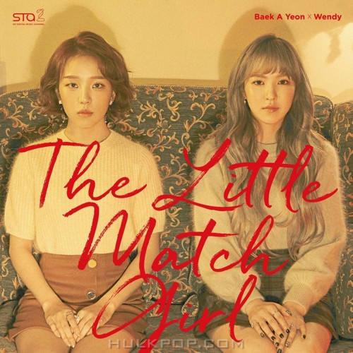 BAEK A YEON, WENDY – The Little Match Girl – SM STATION