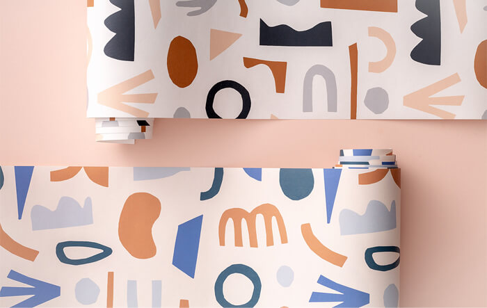 Wallpaper ispirazione matisse
