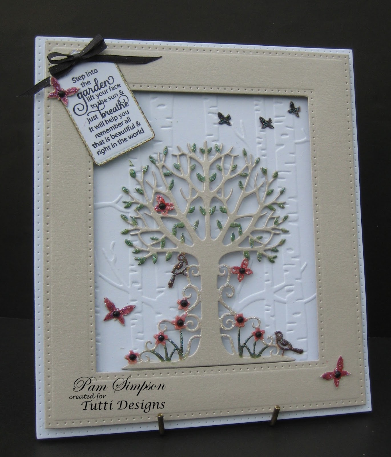 Tutti Designs Tree Of Life In A Frame