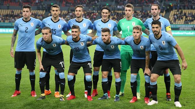 Uruguay Copa America 2019