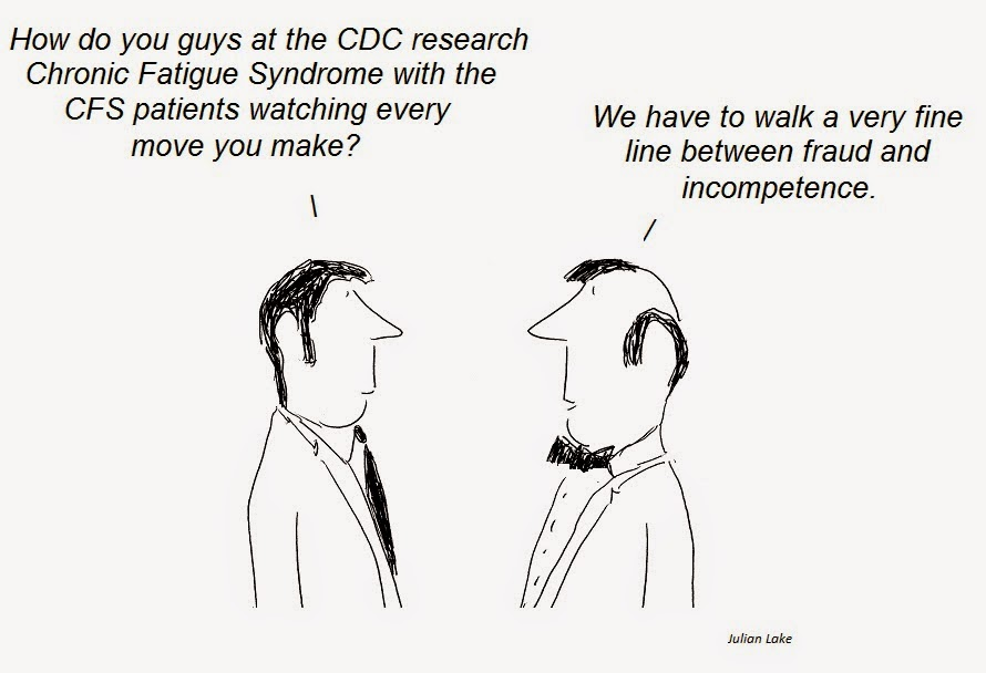 cartoon, cartoons, cfs, cdc, chronic fatigue syndrome, centers for disease control, fraud, incompetence