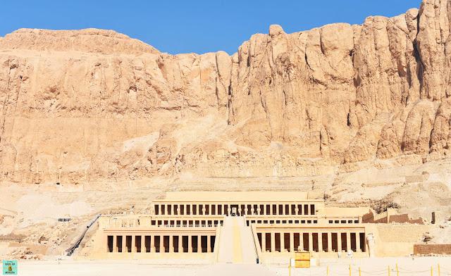 Templo de Hatshepsut, Luxor