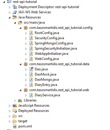 Geek Diaries: Securing REST APIs with Spring Security (Basic