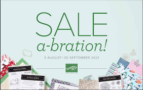 Aug - Sept Sale-A-Bration
