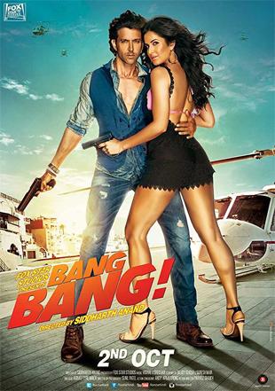 Bang Bang 2014 Full Hindi Movie Download BRRip 720p