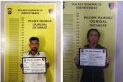 Berkat Kerja Keras Team Polsek Mandau Berhasil Menangkap 3 Orang Pelaku Curas.