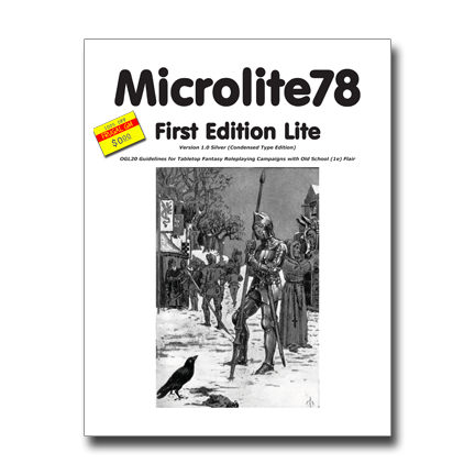 Free GM Resource: Microlite78