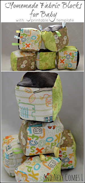 http://www.andnextcomesl.com/2014/07/homemade-personalized-fabric-blocks-for.html