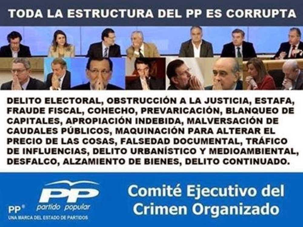 Pablo Iglesias, exhortó hoy al Partido Socialista Obrero Español (PSOE) a sumarse a la propuesta para reformar una ley electoral y poner fin a la gran estafa del Partido Popular