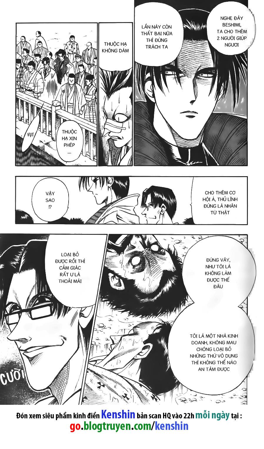 Rurouni Kenshin chap 16 trang 16