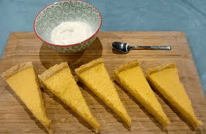 Delicious Lemon Tart Recipe
