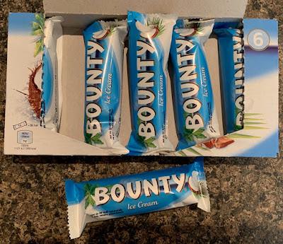 Bounty Ice Cream