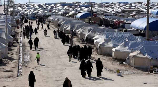 Syrie : Les Kurdes laissent sortir des familles de djihadistes du camp d'Al-Hol