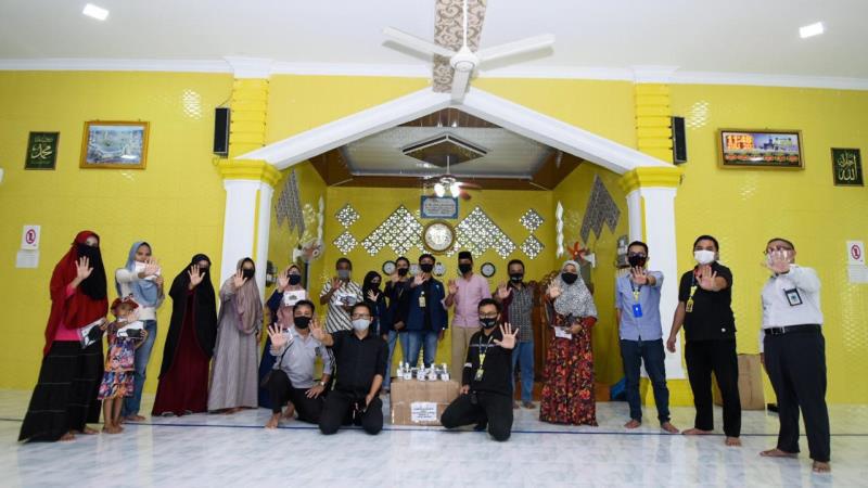 Tim BLC Kepri-Batam Siapkan Poltek Batam Jadi Kampus Tangguh