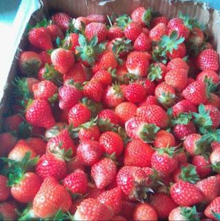 Efek Samping Buah Strawberry