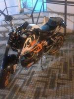 Ronda Setorial da 3º Inspetoria da GCM de Santo André apreende menor com moto produto de roubo pela Vila João Ramalho