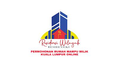 Permohonan Rumah Mampu Milik Kuala Lumpur 2020 Online