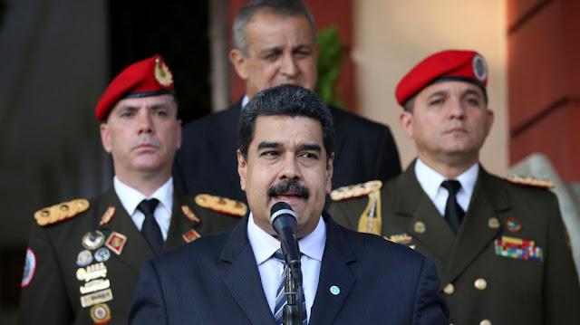 Golpe de Estado na Venezuela