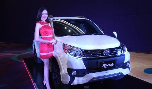 Promo Toyota Rush di Medan