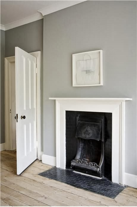 Modern Country Style: Colour Study: Farrow and Ball Lamp ...