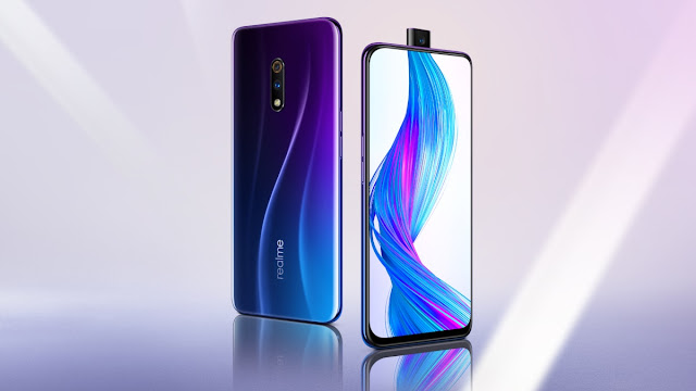 Realme X price and specs in Nepal, features and looks