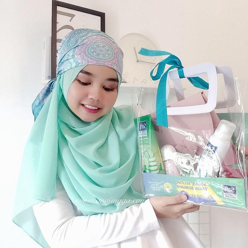 Terbaharu SAFI Hijabista Bodycare untukmu Hijabista aktif segar bermaya