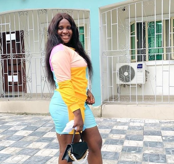 'I Want To Be Your 8th Wife' - Nigerian Lady Pleads With Ned Nwoko (Photo)