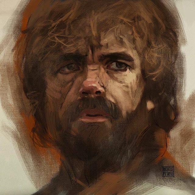 Tyrion Lannister portrait