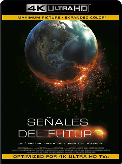 Señales del futuro (Knowing) (2009) 4K 2160p UHD [HDR] Latino [GoogleDrive]