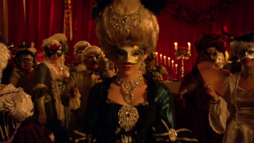 """""""PARTY LIKE..."""" THE QUEEN OF FRANCE (TV NAT GEO 2012)"""