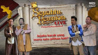 Tonton Online Sepahtu Reunion Live 2016