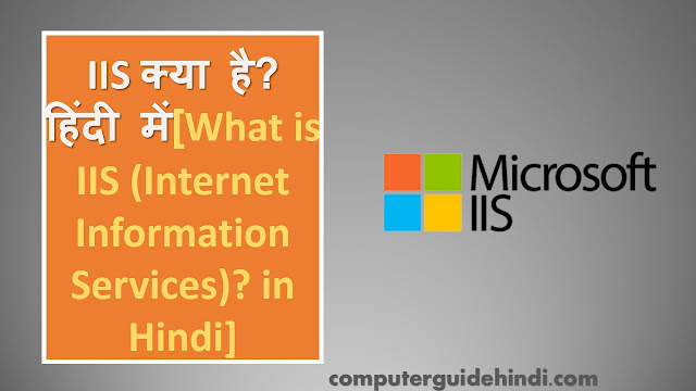 what is iis in hindi