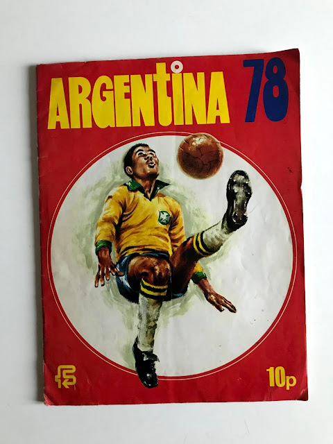 Copertina Argentina 78 FKS