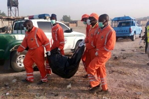 Female Bomber Kills Soldiers At Military Checkpoint In Borno