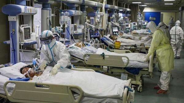 121 Orang Tewas dalam Sehari karena Corona, Total Korban Jiwa Nyaris 1.500