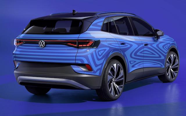 Volkswagen ID4: novo SUV compacto totalmente elétrico