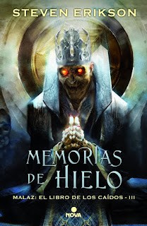 Memorias de hielo. Malaz: El Libro de los Caídos - III