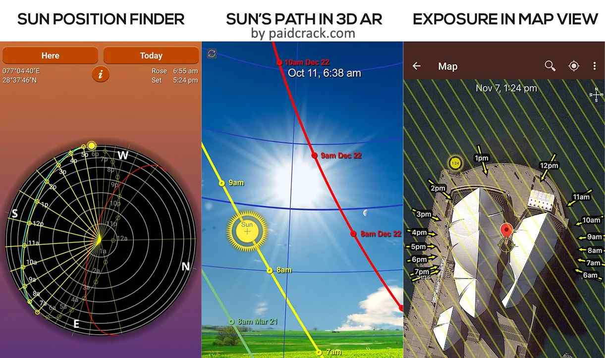 Sun Seeker Mod Apk 5.1.3 [Paid]
