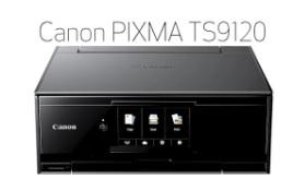 Canon PIXMA TS9120 Driver