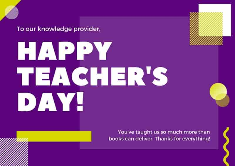 teachers day best wishes quotes